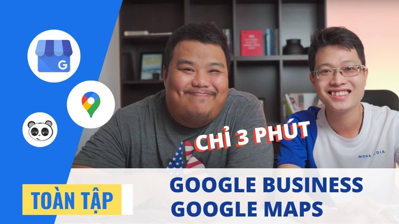 Hướng dẫn đăng ký Google business
