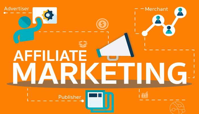 Quảng cáo khóa học với Affiliate Marketing